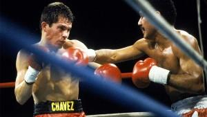 Julio Cesar Chavez vs Edwin Rosario