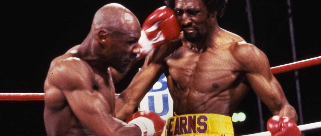 Thomas Hearns vs Marvin Hagler