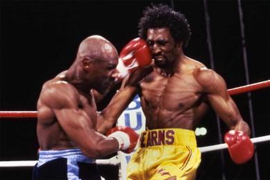 Thomas Hearns vs. Marvin Hagler
