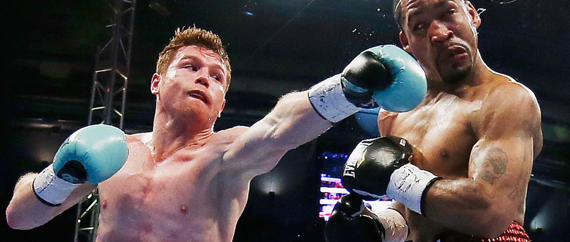 canelo alvarez vs james kirkland