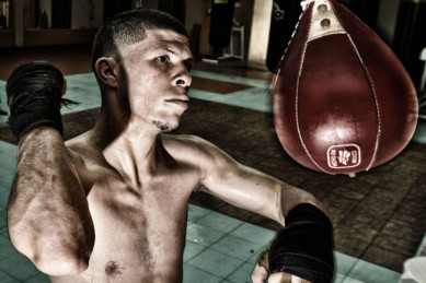 HBO Boxing Insider Kieran Mulvaney goes one on one with Rocky Martinez