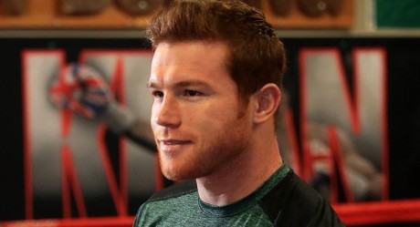 Canelo set to fight Liam Smith on Sept. 17th!