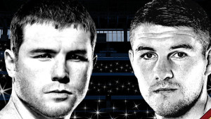 Canelo vs Smith at AT&T Stadium in Arlington on Sept. 17