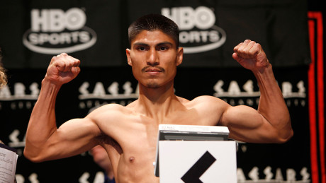 Mikey Garcia: Back in Ring and Wants title at 135