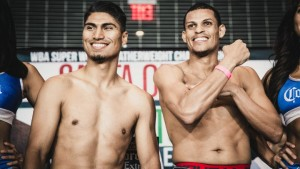 Elio Rojas:  Confident going into Garcia fight on Showtime