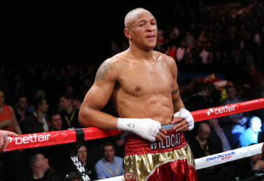 Training Camp Notes: Chilemba Road Warrior Takes it to The Krusher in Russia