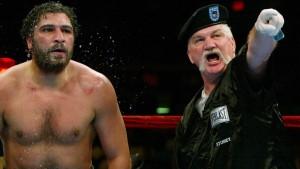 John Ruiz: Former Latino Heavyweight Champion Now an Observer