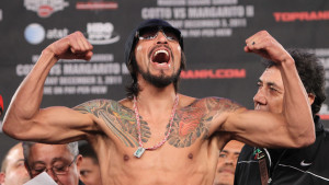 Antonio Margarito: A stigma and not to be taken seriously