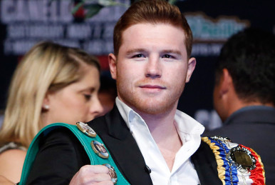 Canelo Blog Part 1: Tuesday, August 30