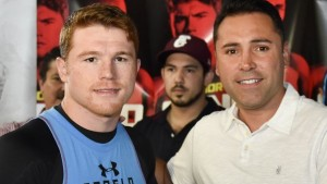 Oscar de la Hoya says: Canelo is the Top Superstar, but is he?