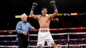 Jessie Vargas: Says his moment will come with win over Pacquiao