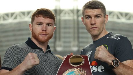 Canelo Alvarez: Fighting an Unknown at 154 before Triple G?