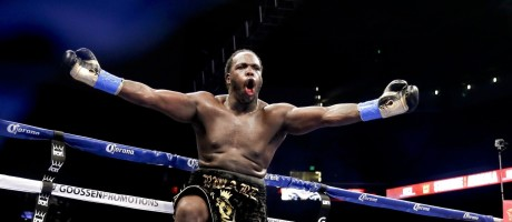 Promoter Don King hopes WBC will declare Bermane Stiverne WBC interim heavyweight champ
