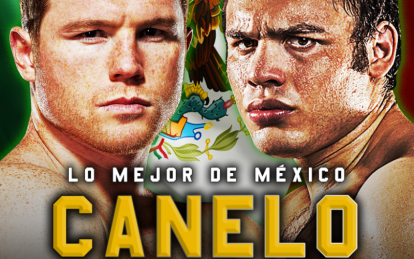 Canelo vs. Chavez, JR. is Saturday, May 6.  LIVE BY HBO PAY-PER-VIEW®