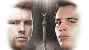 HBO Sports® presents Canelo/Chavez Jr.