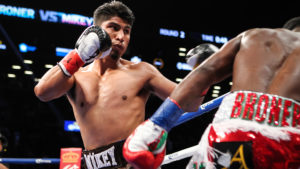 MIKEY GARCIA OUTPOINTS ADRIEN BRONER BY UNANIMOUS DECISION IN SUPER LIGHTWEIGHT MAIN EVENT SATURDAY ON SHOWTIME®