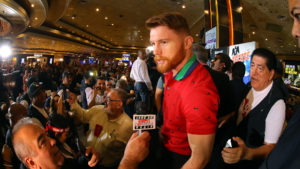 Canelo Alvarez to have April 10 hearing as Gennady Golovkin rematch in jeopardy