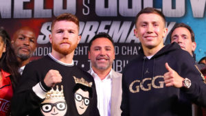 CANELO VS. GOLOVKIN GRAND ARRIVALS