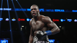 DEONTAY WILDER TO DEFEND WBC HEAVYWEIGHT WORLD CHAMPIONSHIP AGAINST MANDATORY CHALLENGER BERMANE STIVERNE