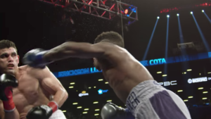 ERICKSON LUBIN IN PREPARATION FOR FIRST WORLD TITLE SHOT THIS SATURDAY LIVE ON SHOWTIME®