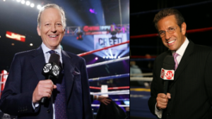 JIM GRAY AND STEVE ALBERT ELECTED TO INTERNATIONAL BOXING HALL OF FAME