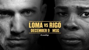 Golden Boys: Ex-Olympic champs Rigondeaux and Lomachenko set for historic bout at The Garden