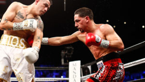 DANNY GARCIA KNOCKS OUT BRANDON RIOS IN WELTERWEIGHT TITLE ELIMINATOR