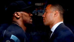 SHOWTIME SPORTS® WBO HEAVYWEIGHT CHAMPION JOSEPH PARKER IN ADVANCE OF MARCH 31 UNIFICATION WITH ANTHONY JOSHUA