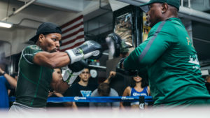 SHOWTIME SPORTS®RELEASES DANNY GARCIA AND SHAWN PORTER