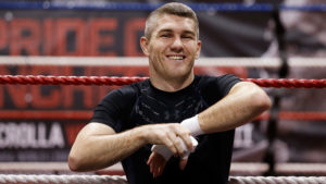 LIAM SMITH-ROBERTO GARCIA MATCH-UP for WBC 154?