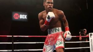 TOP LIGHTWEIGHT PROSPECT DEVIN HANEY TO FACE FELLOW-UNBEATEN XOLISANI NDONGENI IN MAIN EVENT OF SHOBOX: THE NEW GENERATION FRIDAY, JANUARY 11 LIVE ON SHOWTIME®